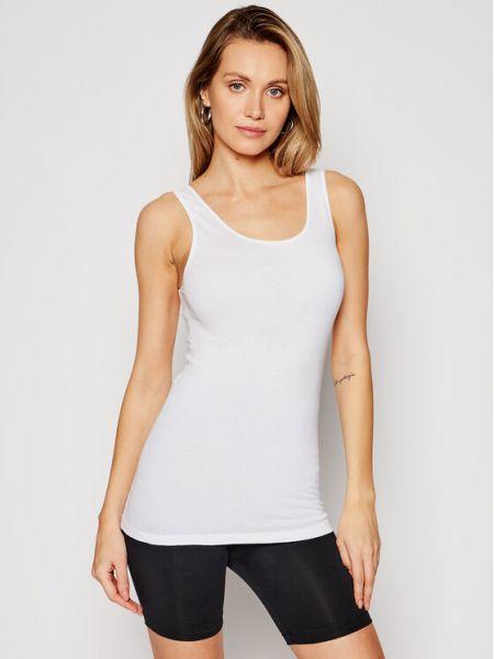 Biała koszulka Triumph