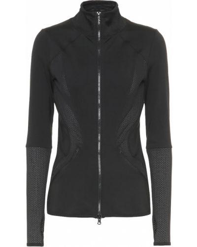 Куртка черная с подкладкой Adidas By Stella Mccartney