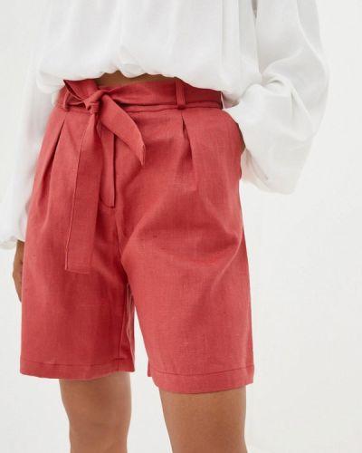 Повседневные розовые шорты Прованс