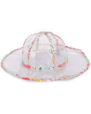 Biały kapelusz Bonpoint