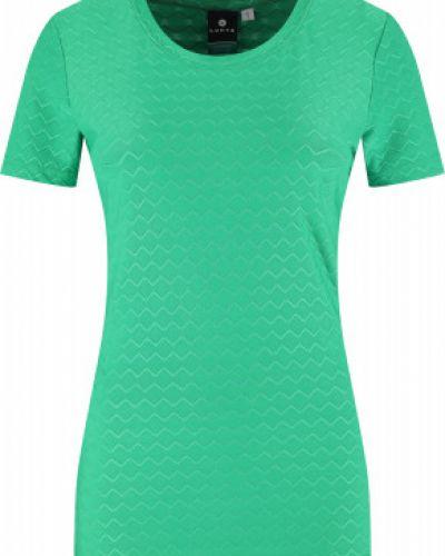 Спортивная футболка - зеленая Luhta