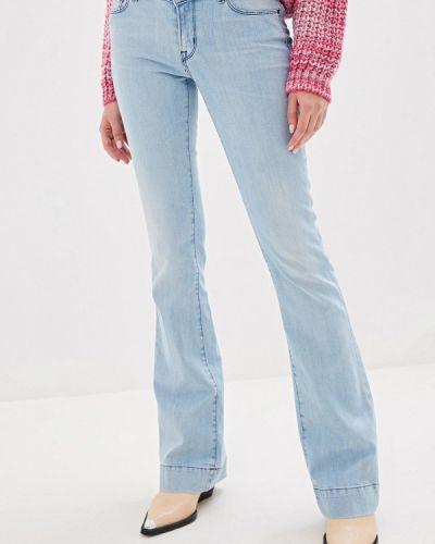 Широкие джинсы расклешенные Rifle