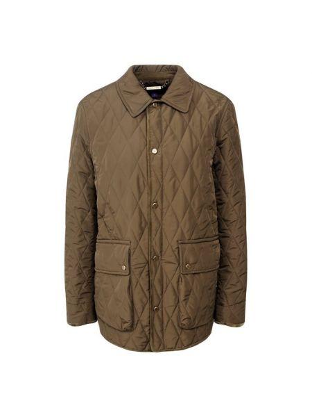 Стеганая куртка бархатная замшевая Ralph Lauren