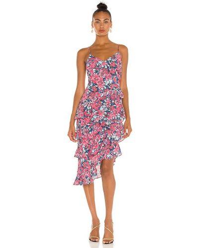 Деловое платье - розовое Elliatt