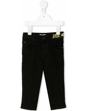 Классические черные брюки Cesare Paciotti 4us Kids