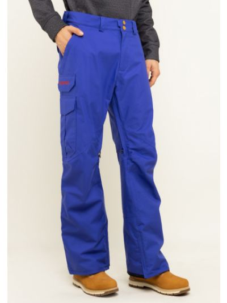 Spodnie - granatowe Burton