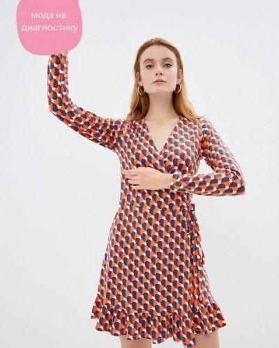 Платье с запахом Compania Fantastica