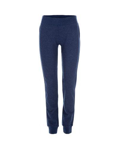 Зауженные брюки - синие Demix
