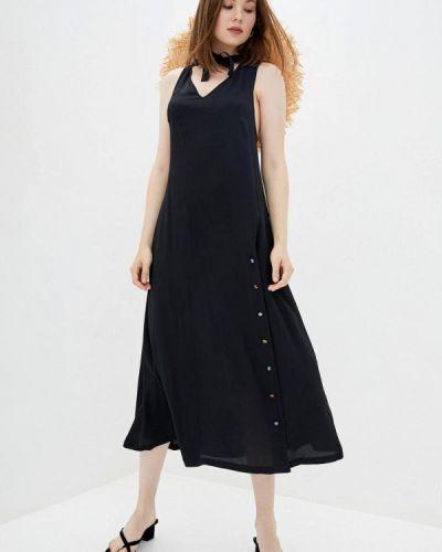Черное платье Frankie Morello