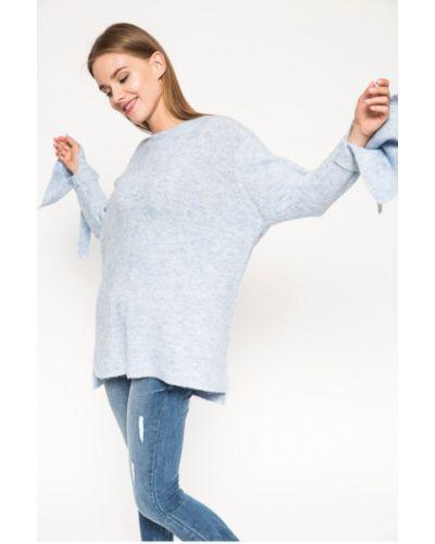 Вязаный свитер свободного кроя с узором Medicine