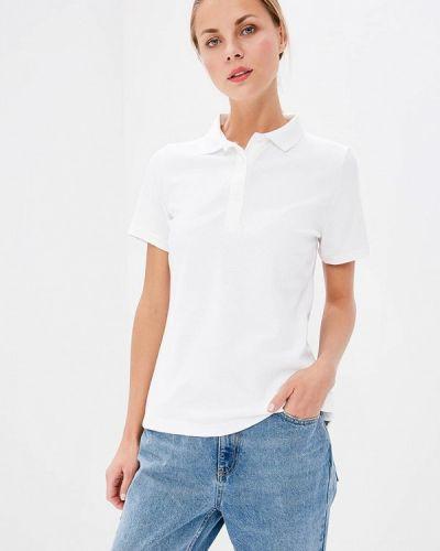 Белая футболка Helly Hansen