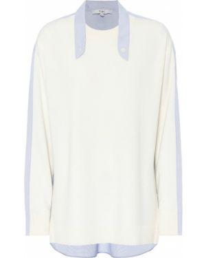 Klasyczna biała koszula - biała Tibi