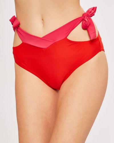 Красный купальник Vero Moda