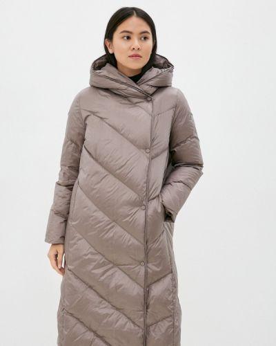 Бежевая зимняя куртка Conso Wear