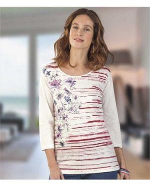 Блузка с цветочным принтом с принтом Atlas For Men