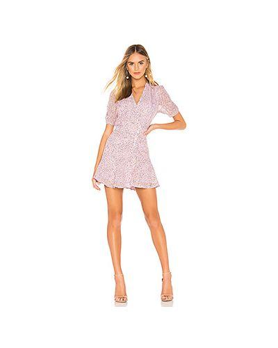 Платье на пуговицах со складками J.o.a.