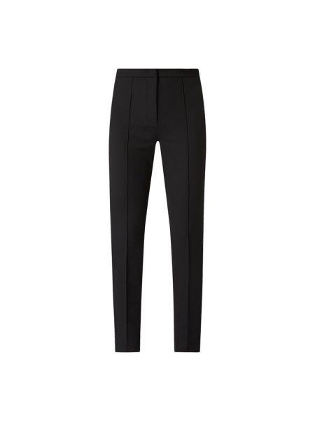 Czarne spodnie materiałowe Marc Cain