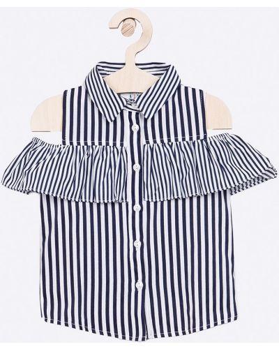 Блуза с воротником Trendyol