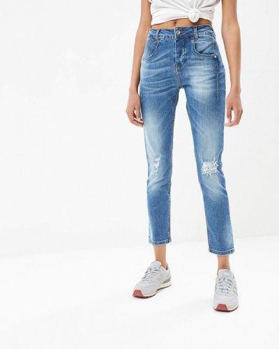 Синие джинсы Fornarina
