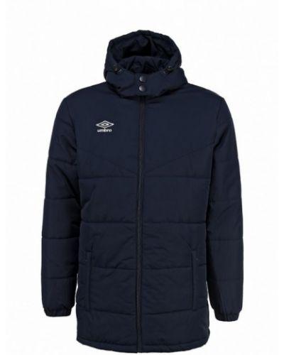 Утепленная куртка с капюшоном на резинке Umbro