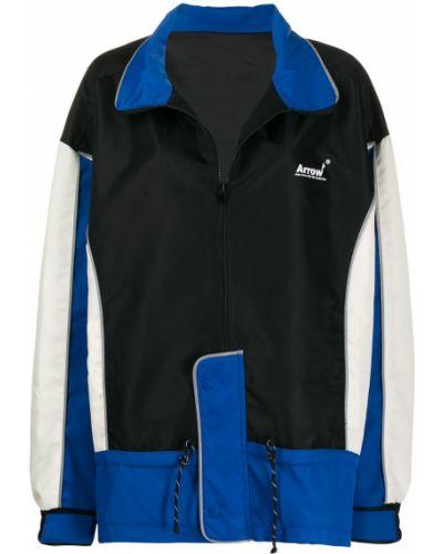 Черная куртка с манжетами Ader Error