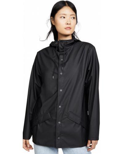 Куртка - черная Rains