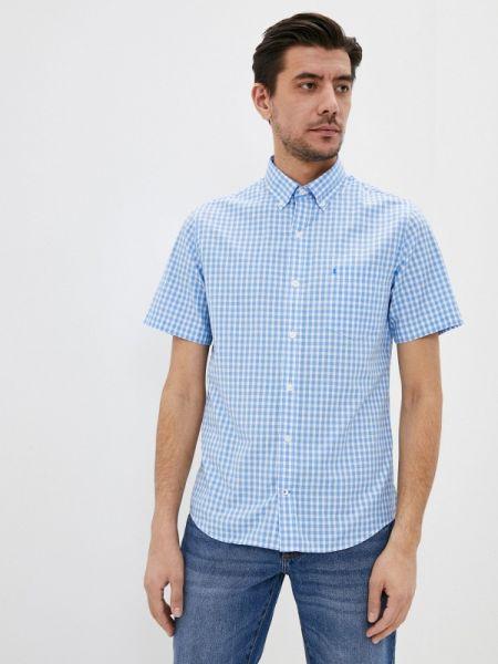 Рубашка - голубая Izod