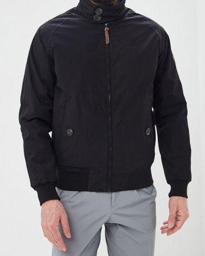 Куртка демисезонная черная Tenson
