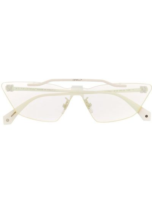 Okulary khaki Off-white
