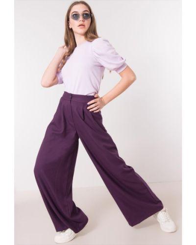 Палаццо - фиолетовые Bsl