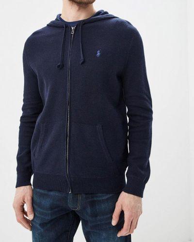 Синий кардиган Polo Ralph Lauren