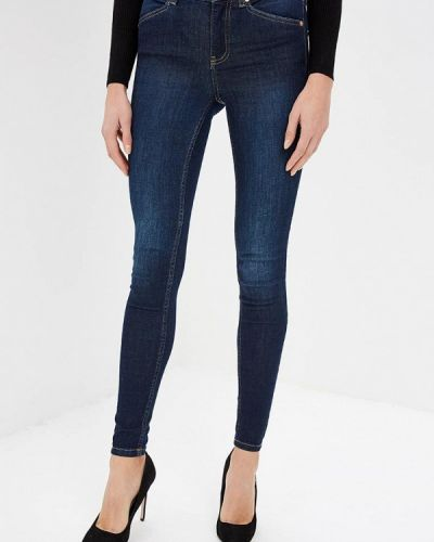 Зауженные джинсы - синие Oasis