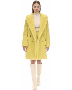 Куртка из альпаки на пуговицах Max Mara