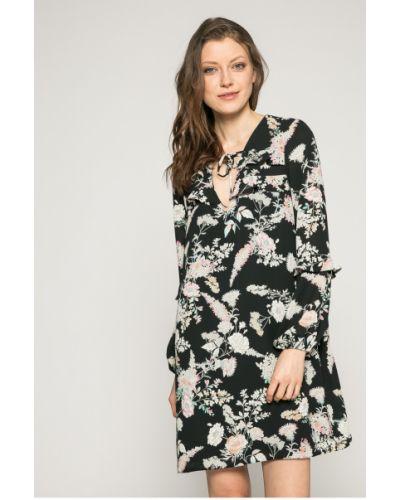 Платье мини длинное свободного кроя Answear