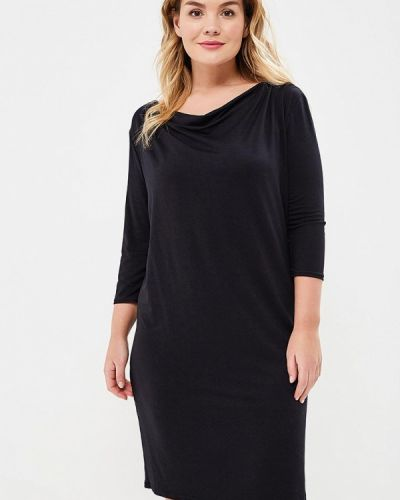 Платье - черное Wersimi