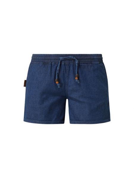 Szorty bawełniane - niebieskie Alife And Kickin