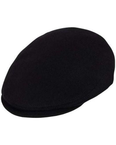 Czarny czapka z nausznikami wełniany Müller Headwear