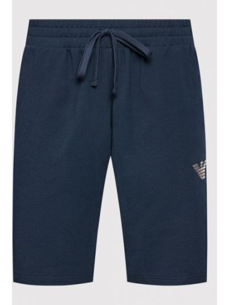 Spodenki sportowe - granatowe Emporio Armani Underwear