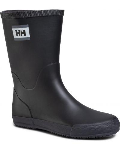 Czarne kalosze Helly Hansen