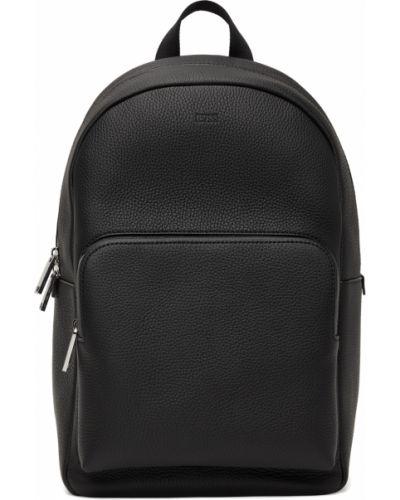 Черный рюкзак сетчатый Boss