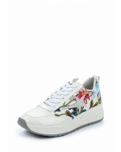 Белые кроссовки Rio Fiore