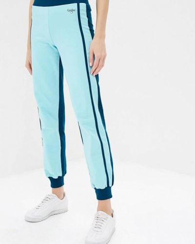Спортивные брюки бирюзовый Grishko