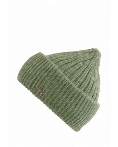 Зеленая шапка бини Staix