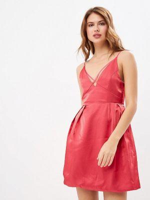 Платье розовое платье-комбинация Sweewe