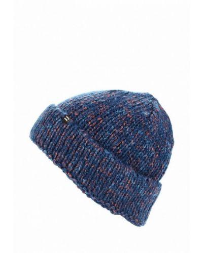 Синяя шапка весенняя Billabong