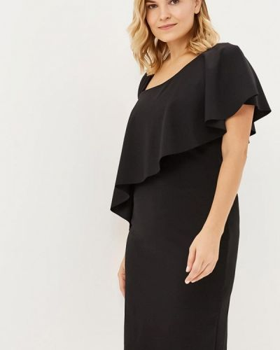 Вечернее платье осеннее королевы Goddiva Size Plus