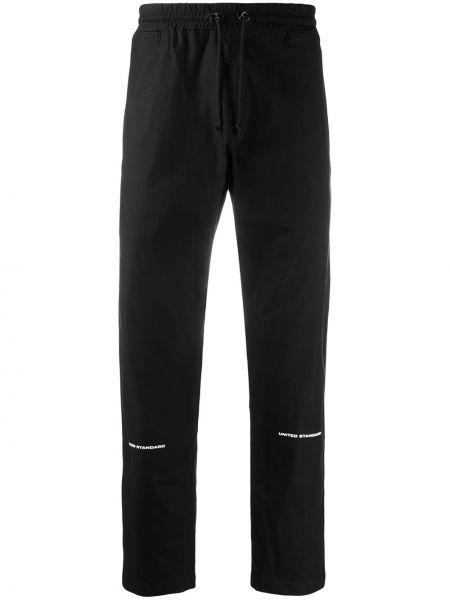 Черные спортивные брюки United Standard