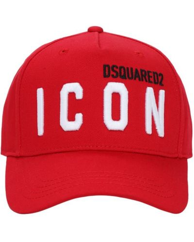 Baseball bawełna bawełna kapelusz Dsquared2