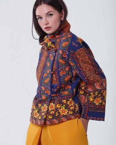 Утепленная куртка демисезонная весенняя My Atelier