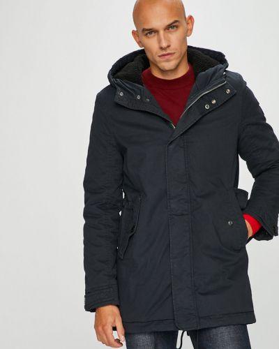 Утепленная куртка с капюшоном из полиэстера S.oliver